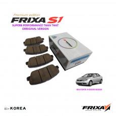 Kia Forte Front Premium Edition Frixa S1 Brake Pad