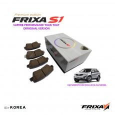 Kia Sorento XM 2010-2014 Rear Premium Edition Frixa S1 Brake Pad