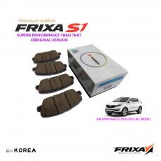 Kia Sportage SL 2010-2016 Front Premium Edition Frixa S1 Brake Pad