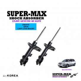 Kia Rondo Front Left And Right Supermax Gas Shock Absorbers
