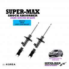 Kia Sorento XM Pre-Facelift 2010-2013 Front Left And Right Supermax Gas Shock Absorbers