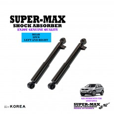 Kia Sorento XM Facelift 2013-2015 Rear Left And Right Supermax Gas Shock Absorbers