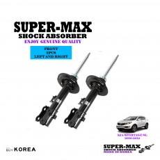 Kia Sportage SL Facelift 2013-2015 Front Left And Right Supermax Gas Shock Absorbers
